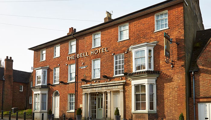 The Bell Hotel Inn rooms price check Best Prices and Availability